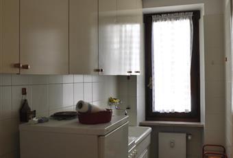 Il pavimento è piastrellato, la cucina è luminosa Piemonte CN Limone Piemonte