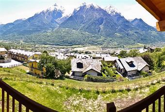 ... Ecco quello che vedrete affaciandovi dalla vostra cucina. Valle d'Aosta AO Quart