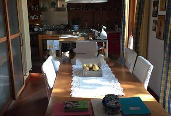 Il pavimento è di parquet, il salone è luminoso Piemonte AL Quattordio