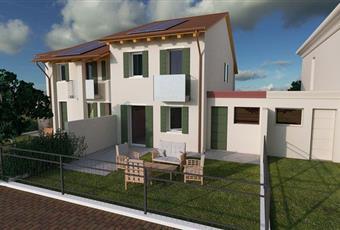 Casa Bifamiliare, Trifamiliare in Vendita in Via Giorgio la Pira 46 a Piazzola sul Brenta
