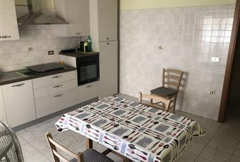 Il pavimento è piastrellato, la cucina è luminosa Sicilia ME Milazzo