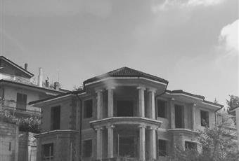 Villetta in costruzione
