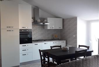 Il pavimento è piastrellato, il salone è luminoso, la cucina è luminosa Piemonte AL San Salvatore Monferrato