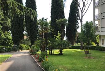 Parco secolare comune del residence Veneto VR Garda