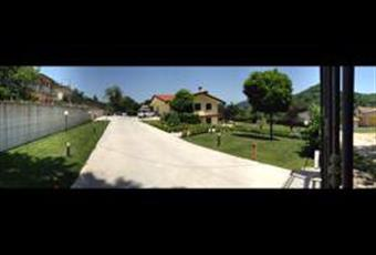 Il giardino è con erba Campania AV Atripalda