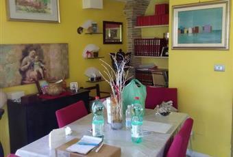 Il salone è con camino, il salone è luminoso Abruzzo PE Spoltore
