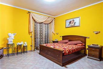 Camera da letto con balcone. Campania SA Capaccio