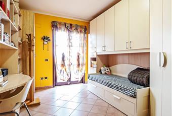 Camera da letto singola con balcone.  Campania SA Capaccio