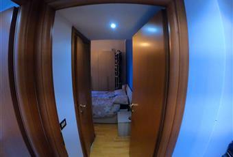 La camera è luminosa, il pavimento è di parquet Lazio RM Roma