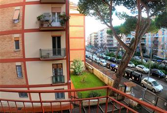 Due balconcini di 2 mq ciascuno, prime foto riguardanti quello accessibile dalla cucina, le seconde dalla camera da letto principale Lazio RM Roma