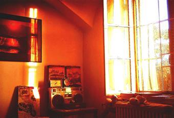 Il salone è luminoso Piemonte AT Asti