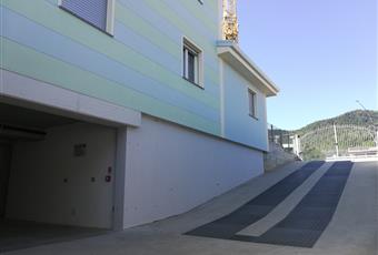 Rampa di accesso alle autorimesse ed alle cantina interrate Piemonte CN Vignolo