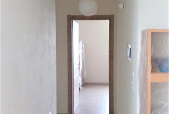 Corridoio di disimpegno tra cucina e camera Piemonte CN Vignolo