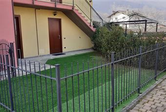 Il giardino è con erba Valle d'Aosta AO Fenis