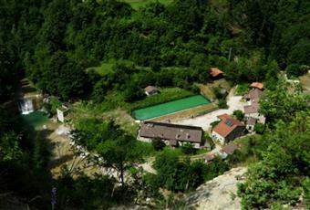 Agriturismo sul fiume in Romagna Toscana