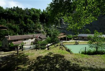 veduta fiume  Emilia-Romagna FC Bagno di Romagna