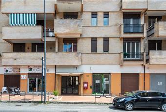Esterno dell'edificio Campania AV Avellino