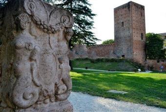 Il pavimento è di parquet Veneto RO Rovigo
