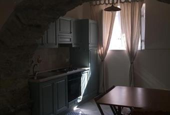 Il pavimento è piastrellato, la cucina è luminosa Liguria IM Diano Arentino