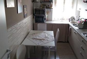 Il pavimento è di parquet, la cucina è luminosa Piemonte AL Valenza