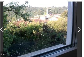 vista del paese da una grande camera Piemonte AL Castelletto D'orba