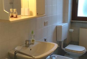 Il pavimento è piastrellato, il bagno è luminoso Friuli-Venezia Giulia UD Udine