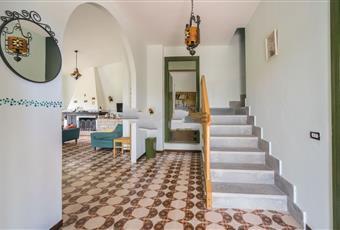 Il salone è con camino, il salone è luminoso Campania CE Falciano del Massico