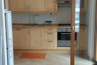 Il pavimento è piastrellato mobili  legno completo di lavastoviglie  Lazio RM Roma