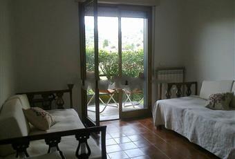 Il pavimento è piastrellato Liguria GE Rapallo