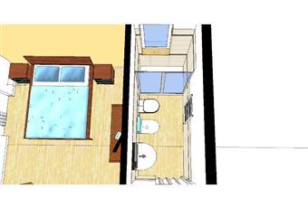 Camera da letto e bagno Marche AN Ancona