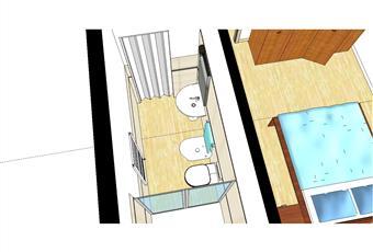 Bagno e camera da letto Marche AN Ancona
