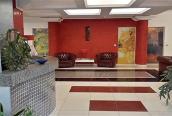 Parcheggio custodito, reception dedicata, hall Calabria CZ Catanzaro