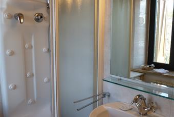 Il bagno è luminoso Umbria TR Castel Viscardo