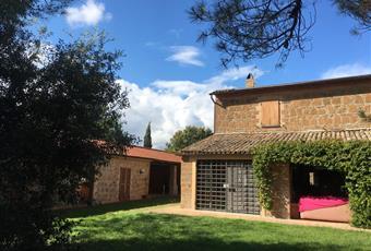Il giardino è con erba Umbria TR Castel Viscardo