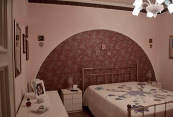 Il pavimento è di parquet Sicilia AG Menfi