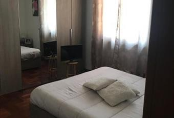 Il pavimento è di parquet, la camera è luminosa Liguria SV Pallare