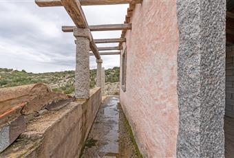 Balcone camera da letto 1o piano Sardegna SS Arzachena