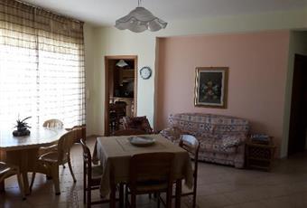 Il pavimento è piastrellato, il salone è luminoso Sicilia AG Palma di Montechiaro