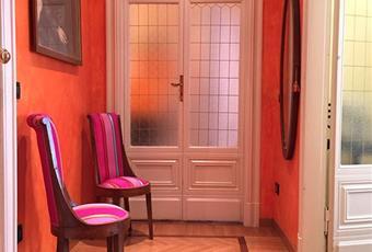 Il pavimento è di parquet, il salone è luminoso Veneto VI Vicenza