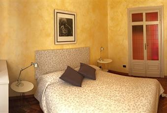 Il pavimento è di parquet Veneto VI Vicenza