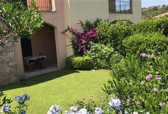 Il giardino è con erba Sardegna SS Santa Teresa di Gallura