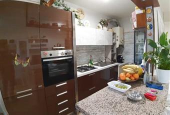 Il pavimento è piastrellato, la cucina è luminosa Lombardia MN Marmirolo