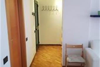 Il pavimento è di parquet, il salone è luminoso Liguria SP Vezzano Ligure