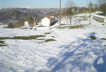 Vista invernale e scorcio interno Piemonte AL Acqui Terme