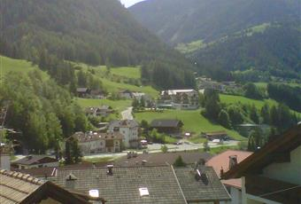 balcone  e relativa vista  Trentino-Alto Adige BZ Ortisei