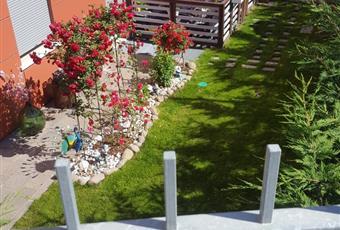 Giardino con impianto di irrigazione automatica  e con impianto elettrico  Trentino-Alto Adige TN Trento