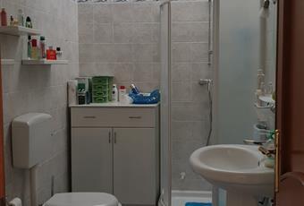 Il bagno è ampio, luminoso e dotato di tutti i confort  Puglia LE Melissano