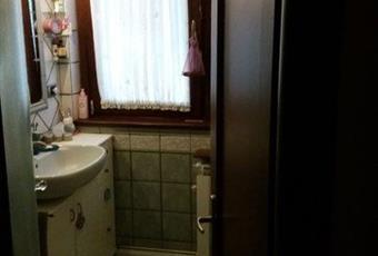 Il pavimento è piastrellato, il bagno è luminoso Lazio RM Monte Porzio Catone