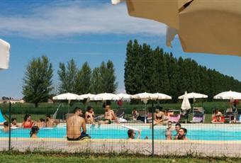 Il pavimento è piastrellato, il pavimento è di parquet Emilia-Romagna FE Vigarano Mainarda