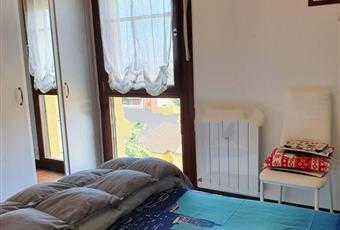 Il pavimento è di parquet Toscana LI Collesalvetti